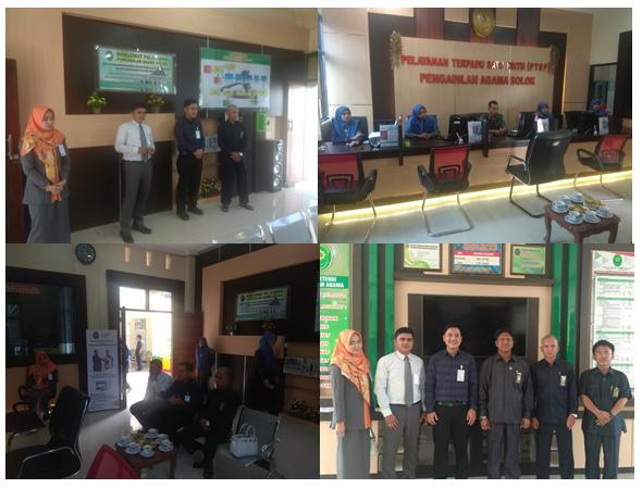 Pelatihan Excellent Frontline Services PTSP PA Solok