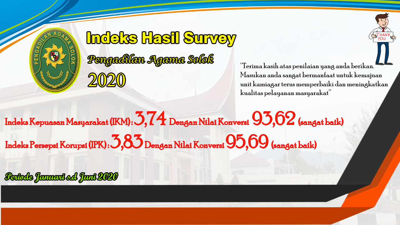 survey januari juni 2020